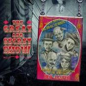 The Great and Secret Show by RED JASPER album cover