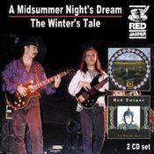 A Midsummer Night's Dream/The Winter's Tale by RED JASPER album cover