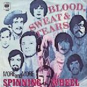 Spinning Wheel by BLOOD SWEAT & TEARS album cover