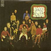 Child is Father to the Man by BLOOD SWEAT & TEARS album cover