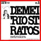 Metrodora by STRATOS, DEMETRIO album cover