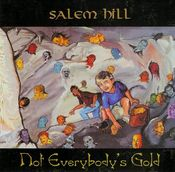 Not Everybody's Gold by SALEM HILL album cover