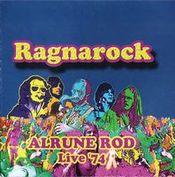 Ragnarock Live '74 by ALRUNE ROD album cover