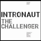 The Challenger by INTRONAUT album cover