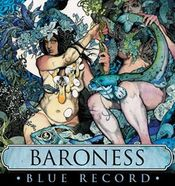 Blue Record by BARONESS album cover