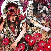 Red Album by BARONESS album cover