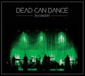 In Concert by DEAD CAN DANCE album cover