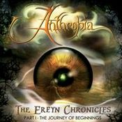 The Ereyn Chronicles Part I by ANTHROPIA album cover