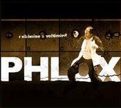 Rebimine and Voltmine by PHLOX album cover
