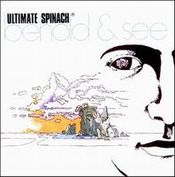 Behold And See by ULTIMATE SPINACH album cover