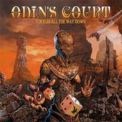 Turtles All the Way Down by ODIN'S COURT album cover