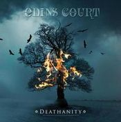 Deathanity by ODIN'S COURT album cover