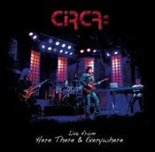 Live From Here There & Everywhere by CIRCA album cover