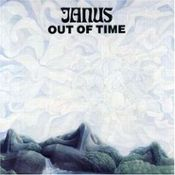 Out Of Time by JANUS album cover