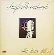 Alla Fiera dell'Est by BRANDUARDI, ANGELO album cover