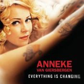 Everything Is Changing (Anneke Van Giersbergen) by ANNEKE VAN GIERSBERGEN (AGUA DE ANNIQUE) album cover