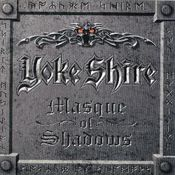 Masque of Shadows  by YOKE SHIRE album cover