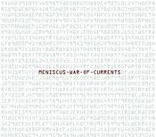 War Of Currents by MENISCUS album cover