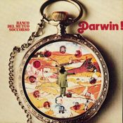 Darwin! by BANCO DEL MUTUO SOCCORSO album cover