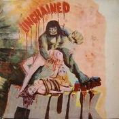 Unchained by ELIAS HULK album cover