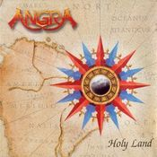 Holy Land by ANGRA album cover