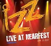 Live at Nearfest by IZZ album cover