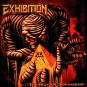 The Sign Of Tomorrow by EXHIBITION album cover