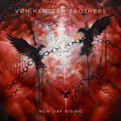 New Day Rising by VON HERTZEN BROTHERS album cover