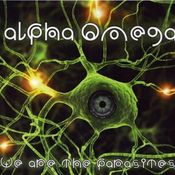 We Are The Parasites by ALPHA OMEGA album cover