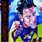 Feel the Rage by GALACTIC COWBOYS album cover