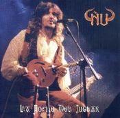 La Noche Del Juglar by ÑU album cover