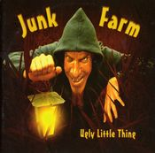 Ugly Little Thing by JUNK FARM album cover