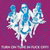 Turn On Tune In Fuck Off by DRAGONTEARS album cover