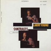 Contrasts by YOUNG, LARRY album cover