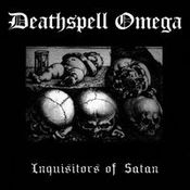 Inquisitors of Satan by DEATHSPELL OMEGA album cover