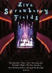 Live Strawberry Fields by STRAWBERRY FIELDS album cover