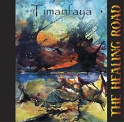 Timanfaya by HEALING ROAD, THE album cover
