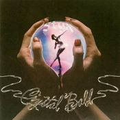Crystal Ball by STYX album cover