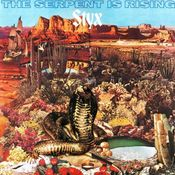 The Serpent Is Rising   by STYX album cover