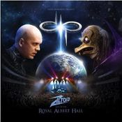 Ziltoid: Live At The Royal Albert Hall by TOWNSEND, DEVIN album cover