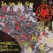 Cosmos Kaos Destruccion by IRA DE DIOS, LA album cover