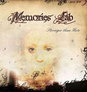 Stronger Than Hate by MEMORIES LAB album cover