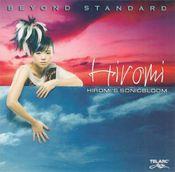 Hiromi's Sonicbloom: Beyond Standard by UEHARA, HIROMI album cover