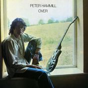 Over by HAMMILL, PETER album cover