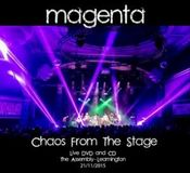 Chaos From The Stage by Magenta album rcover