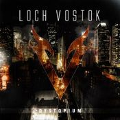Dystopium by LOCH VOSTOK album cover