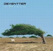 The 7th Dimension by DEVENTTER album cover