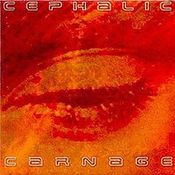 Lucid Interval by CEPHALIC CARNAGE album cover