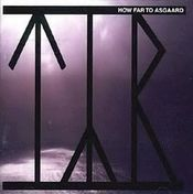 How Far To Asgaard by TYR album cover