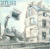 Blå Vardag  by ATLAS album cover